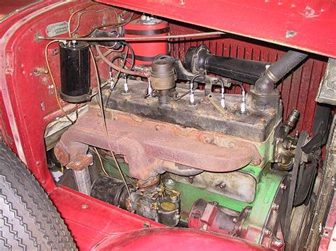chrysler southton removing 1926 chrysler imperial engine and the