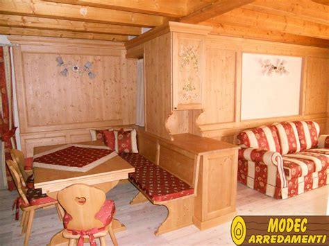 mobili rustici da montagna arredi personalizzati rustici e per la montagna modec