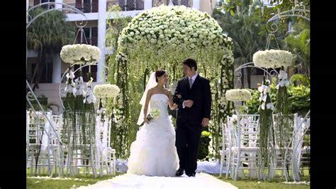 wedding klasik classic themed wedding decorations ideas