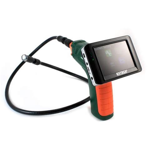 borescope inspection extech br200 borescope wireless inspection