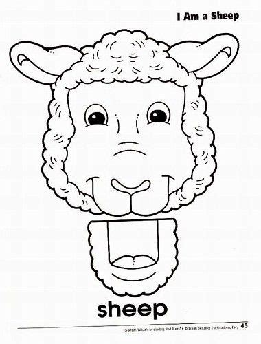 paper bag cat puppet pattern sheep paper bag puppets pinterest google search