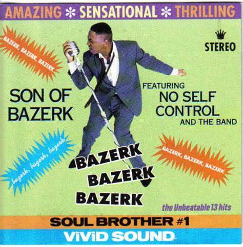 Son Of Bazerk Lets Get Wit It   armond white music review of the son of bazerk album