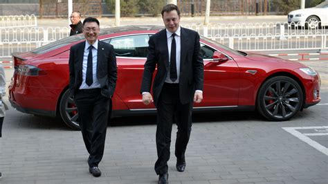 elon musk china tesla executive shares insights on china s electric