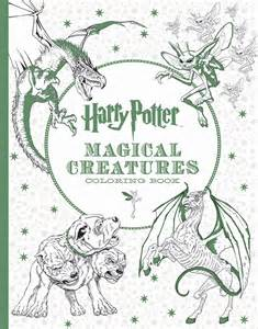 harry potter coloring book creatures เป ดด harry potter magical creatures colouring book 2
