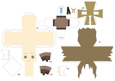 Hetalia Papercrafts - hetalia papercraft child liet by dj mewmew on deviantart