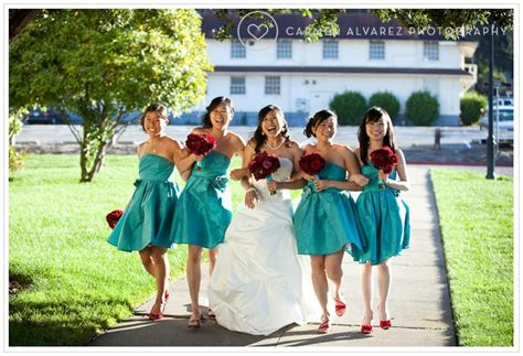 Wedding Hair And Makeup Bay Area by Asian Bridal Makeup And Hair Teal Bridesmaids