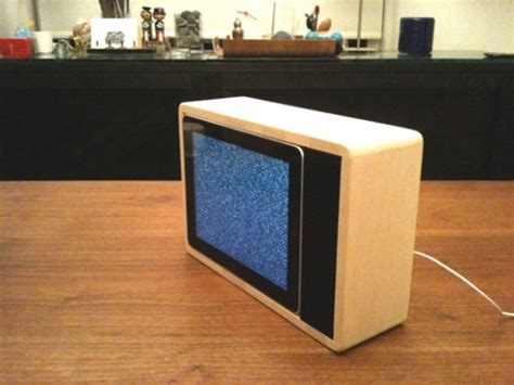 diy channel the ipad tv relive the 80s era of fuzzy crt macstories