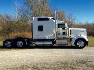 kenworth w900 2006 sleeper semi trucks