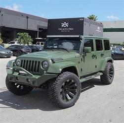 Jeep Mods Jk This Jeep Wrangler Got Some Major League Mods Jk Forum
