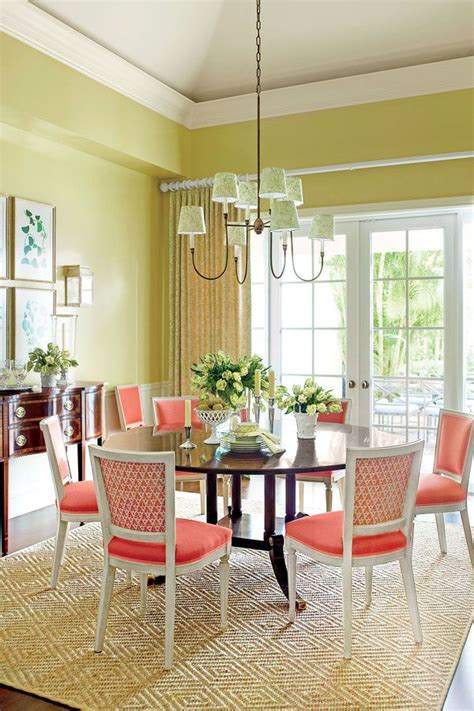 bold dining room colors no 4 give your dining room a splash of bold color 8 fresh decorating resolutions
