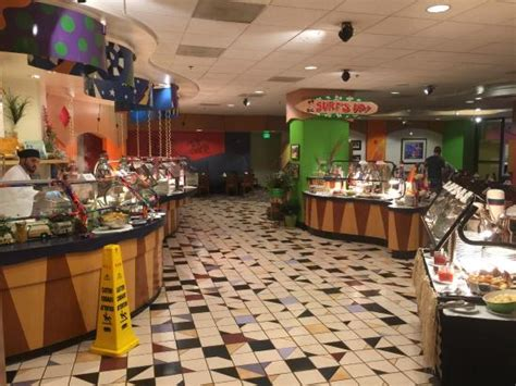 Pch Grill - the buffet stations picture of disney s pch grill anaheim tripadvisor