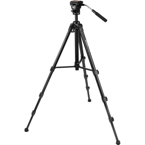 magnus vt 350 tripod with fluid vt 350 b h photo