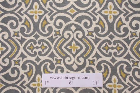 robert allen drapery fabric robert allen new damask printed cotton drapery fabric in