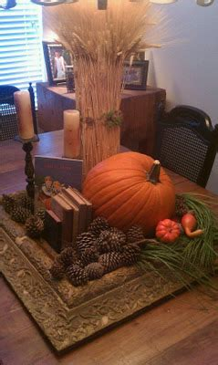 vintage home love autumn table decor and a vintage industrial table vintage autumn centerpiece start with an old large frame