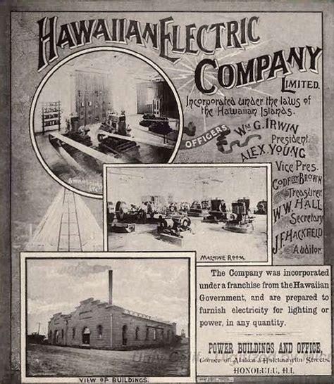 hawaii island electric company 371 best hawaii history images on
