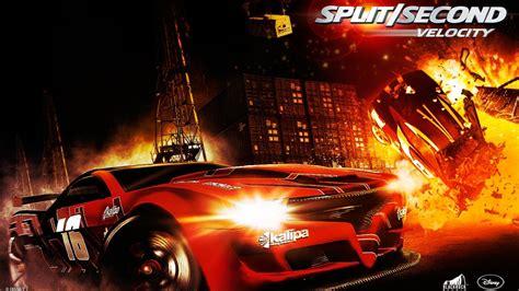 Split Second split second racing race arcade