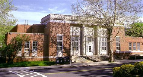 Westchester Post Office by United States Post Office Scarsdale New York