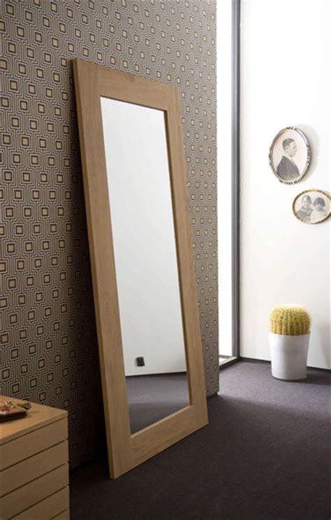 Specchio Grande Da Parete Usato by Ethnicraft Specchio Grande A Parete Onfuton