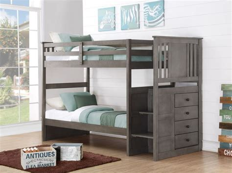 gray bunk beds 25 best ideas about painted bunk beds on pinterest ikea