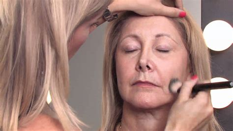 makeup technique for women over 70 makeup tips for older women how to apply makeup right