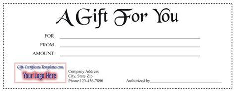 editable gift certificate template free minette howell
