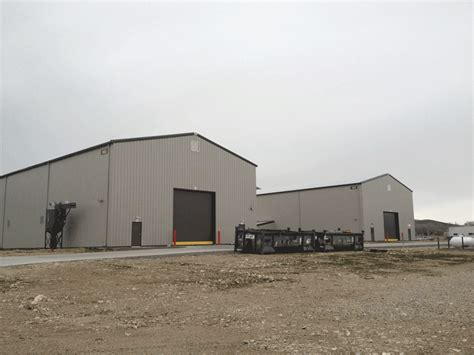 completed projects advanced steel building systems