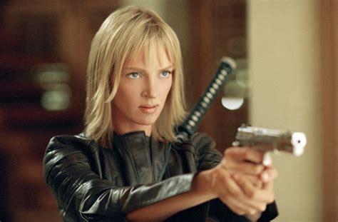 kill bill uma thurman and the bride on pinterest movie review kill bill volume 2 fernby films