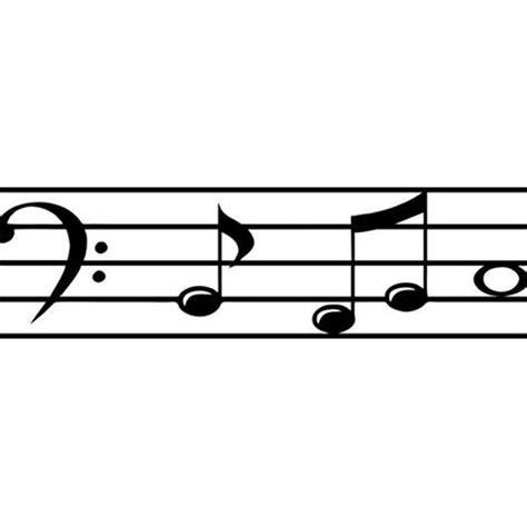 cenefas musicales crea tu propia partitura con esta cenefa adhesiva en el