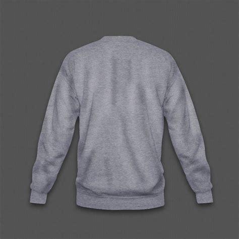 On Sweat Yay Black Grey Sweatshirt z go home sweatshirt wehustle menswear womenswear