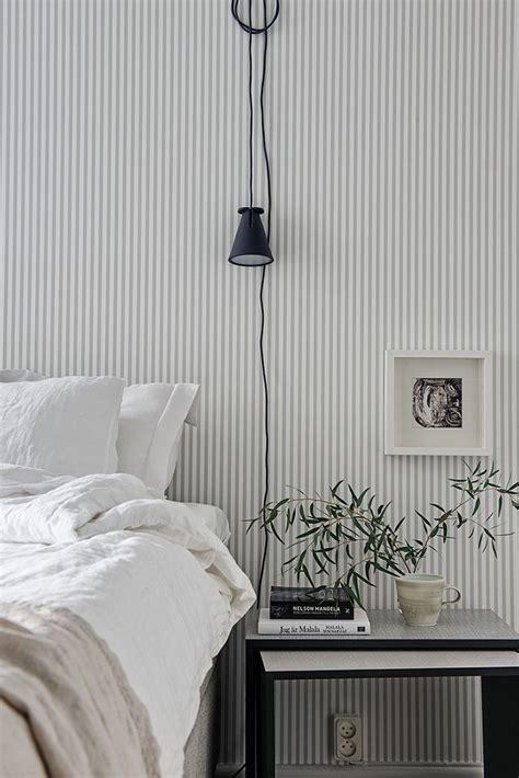 bedroom wallpaper stripes 25 best ideas about grey striped walls on pinterest