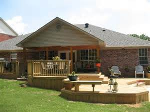backyard deck ideas and tips for custom front yard and backyard decks