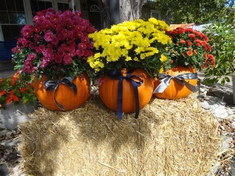Herbstdeko Für Den Tisch by Garten Herbstdeko Design