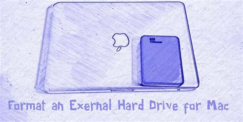 format external hard drive mac hfs how to format an external hard drive for mac