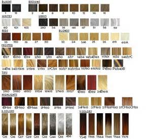 loreal color chart loreal hair color chart light brown hair color