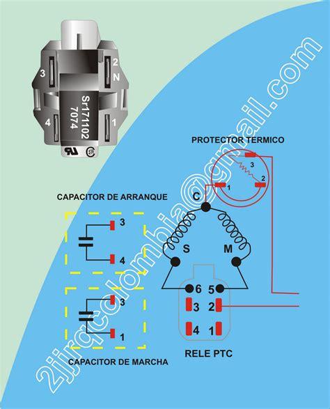 que hace un capacitor de marcha capacitor de marcha que es 28 images yoreparo solucionado conectar capacitor de arranque y
