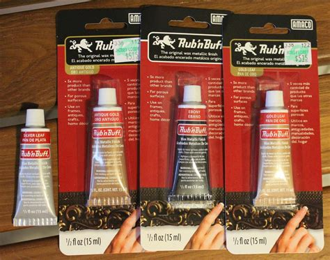 rub and buff colors how to make practically anything steunk using rub n