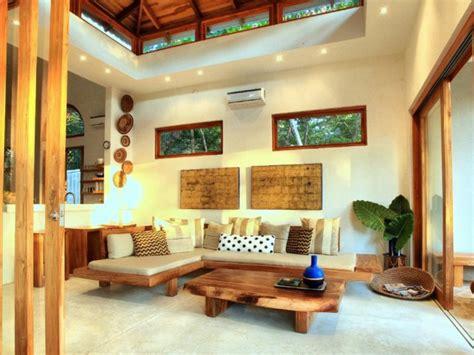 wohnzimmer einrichten holz gem 252 tliches wohnzimmer einrichten 34 ideen aus luxusvillen