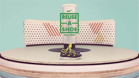 Nike Reuse A Shoe Up And Running In The Uk by Nike Reuse A Shoe 8 Fubiz Media