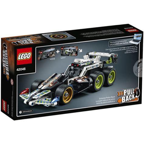 Lego 42046 Technic Getaway Racer lego technic sets 42046 getaway racer new