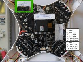 wiring diagram dji phantom drone forum