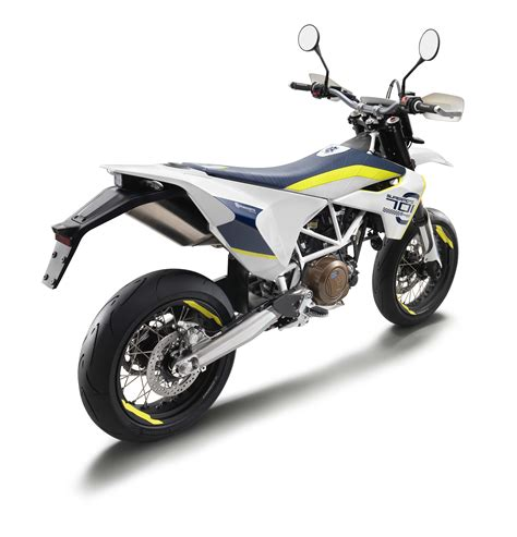 Husqvarna 701 Dekor by 2017 Husqvarna 701 Supermoto Updated With New Motor