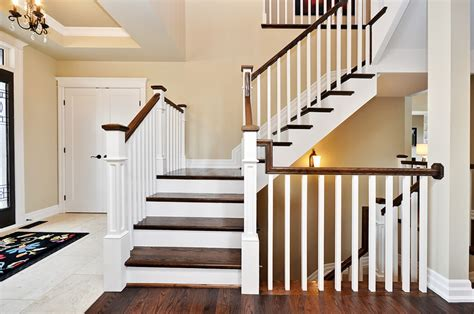 Stair Banisters Railings by Enhance Your Home With Stair Railings Styles Furniture