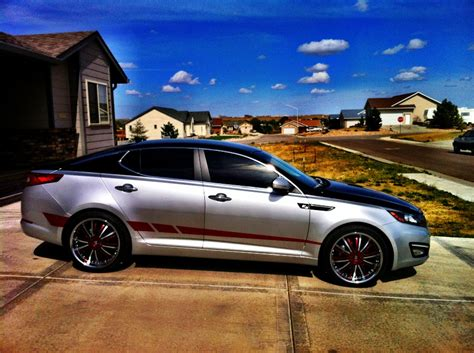 2011 Kia Optima Performance Parts Image Gallery Kia Optima Accessories