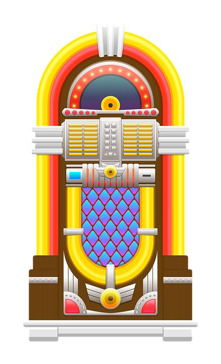 Free illustration: Jukebox, Music, Record, Player - Free ... Juke Logo