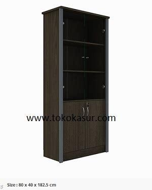 Rak Buku Pintu Panel Mtb 3090 rak buku lemari arsip lemari buku murah