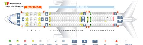 a332 seat map seat map airbus a330 200 tap portugal best seats in the plane