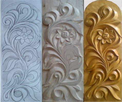 wood carving  polusar woodworking viragok es
