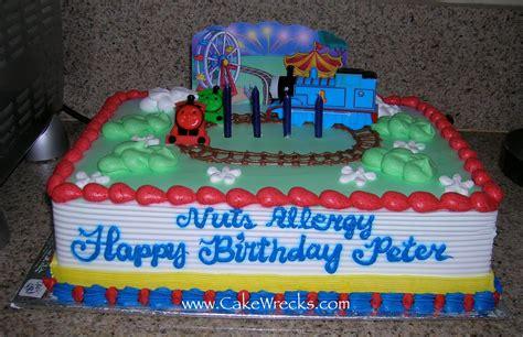 Decorated Birthday Cakes At Walmart by Walmart Cake Wrecks Oh It Runs Backwards