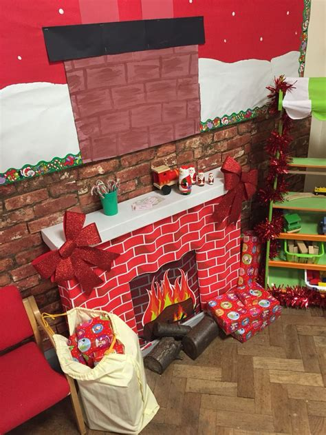 santa workshop cubicles ideas inside santas workshop pinteres