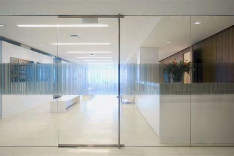 Glass Business Doors Office Door Glass Interior Design